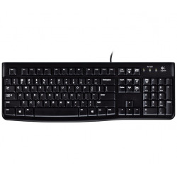 Logitech K120 bedraade USB keyboard