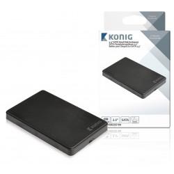 160GB refurbished HDD in een Konig externe behuizing